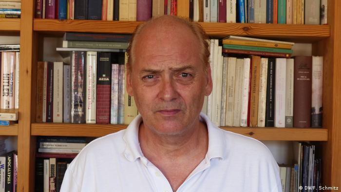 Thessaloniki Nationalismus Professor Vemund Aarbakke (Eleni Hodolidou)