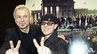 Scorpions Musical Wind of Change (AP)