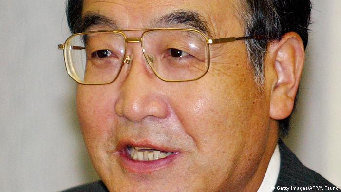 Japan 2003 | Fumio Iwai, Konica Minolta Holdings President