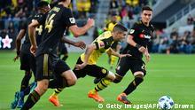 Fußball Freunschaftspiel - Borussia Dortmund v Los Angeles FC | Christian Pulisic