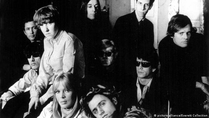 Band The Velvet Underground | mit Christa Päffgen, alias Nico (picture-alliance/Everett Collection)