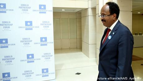 Somalia Partnership Forum in Brussels (picture-alliance/AA/D. Aydemir)