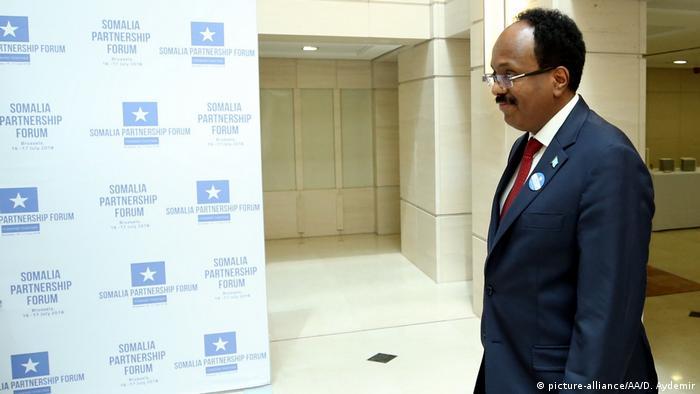 Somalia Partnership Forum in Brussels
