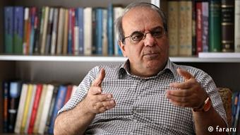 Iran Abbas Abdi, Reformpolitiker & politischer Analyst