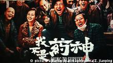 China Schwarze Komödie Dying To Survive Filmplakat