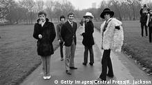 London's Green Park Rolling Stones 1967