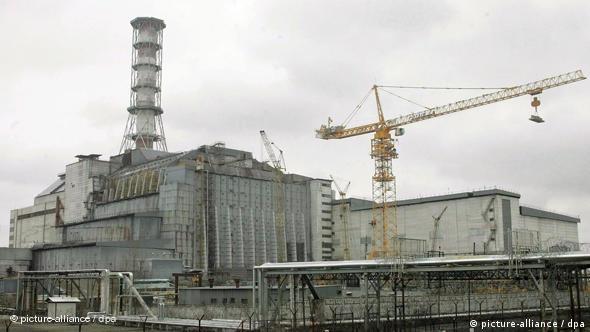 Flash-Galerie Gabriel sieht Tschernobyl als mahnendes Beispiel