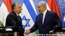 Israel Hungary (picture alliance/AP Images)