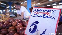 Obst- und Gemüsemarkt in Istanbul