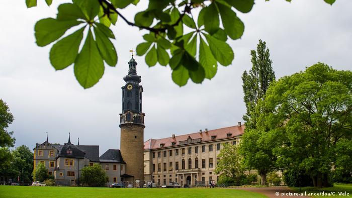 Городской дворец, Веймар