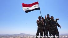 Syrien Armee mit russischer Hilfe im Südwesten weiter auf Vormarsch
