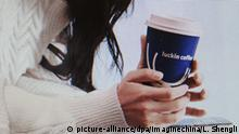 Luckin Coffee - Coffee Startup (picture-alliance/dpa/Imaginechina/L. Shengli)