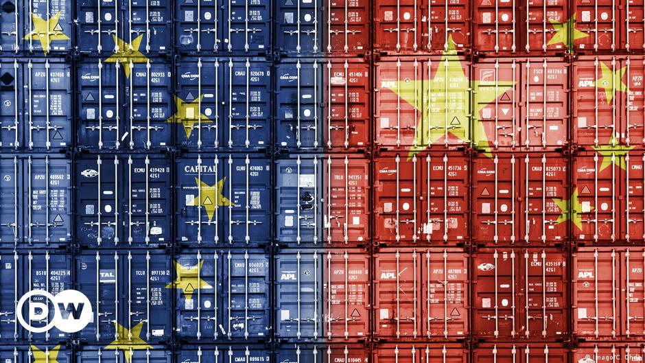EU legt China-Abkommen auf Eis