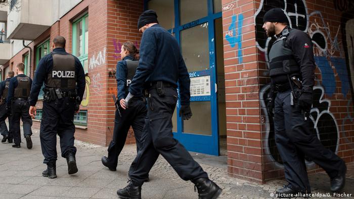 Deutschland Berliner Ermittler beschlagnahmen 77 Immobilien von Großfamilie   ARCHIV