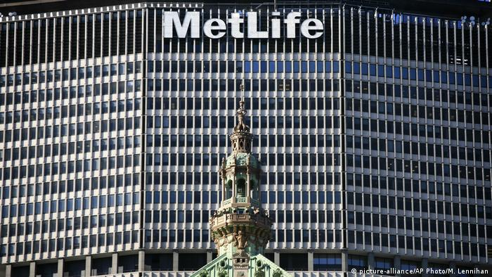 USA MetLife Gebäude New York (picture-alliance/AP Photo/M. Lennihan)