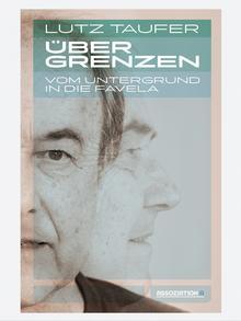 Capa da edição alemã de Ultrapassando fronteiras