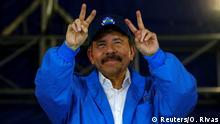 Nicaragua Daniel Ortega