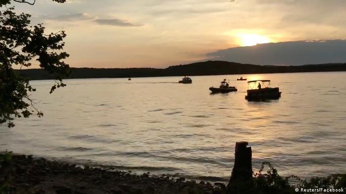 USA Missouri - Unglück mit Amphibienboot (Reuters/Facebook)