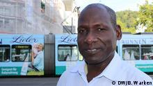 Der Deutschlehrer Abdoulaye aus dem Senegal im Porträt