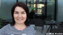 Die Deutschlehrerin Nigora aus Usbekistan im Porträt