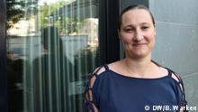 Die Deutschlehrerin Simona aus Slowenien im Porträt