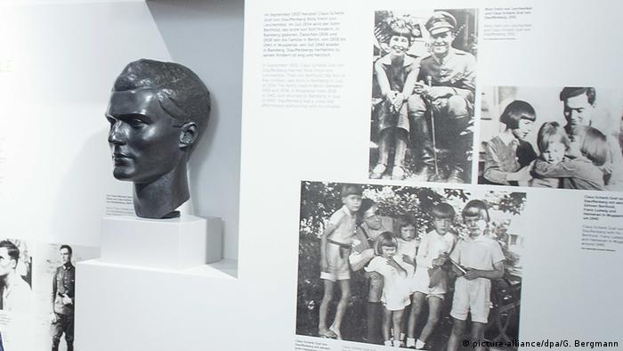 Am 20. Juli - Gedenken an Widerstand gegen Hitler (Ausschnitt)
