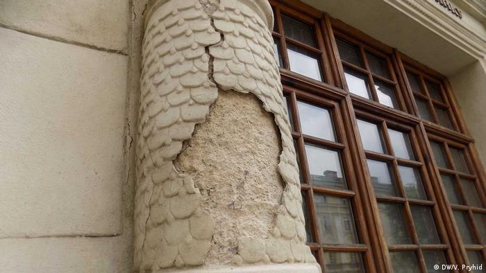 Палац Бандінеллі на площі Ринок - приклад того, як не треба реставрувати