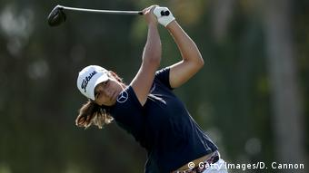 Golf Karolin Lampert ARCHIV (Getty Images/D. Cannon)