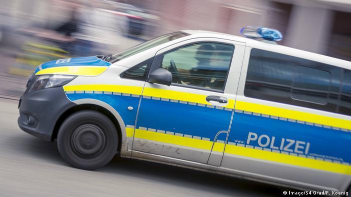 Symbolbild Polizei in Lübeck Schleswig Holstein