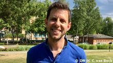 DW Redakteur HC von Bock/Yuval Sharon Yuval Sharon Regisseur Lohengrin