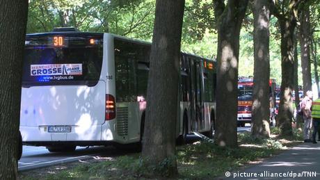 Напад у Любеку: невідомий з ножем поранив кількох пасажирів автобуса