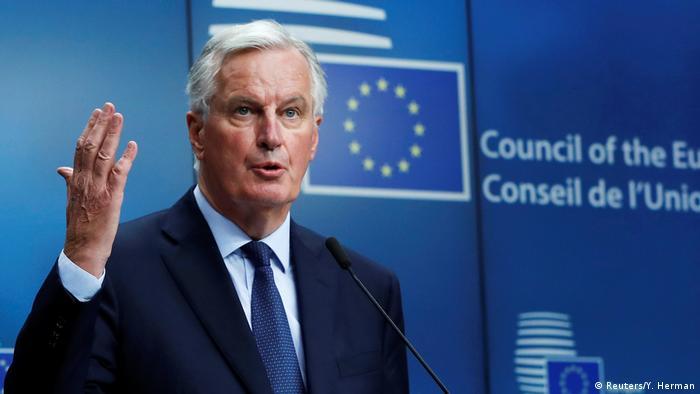 ЕС отверг основные пункты британского плана «Брекзита»