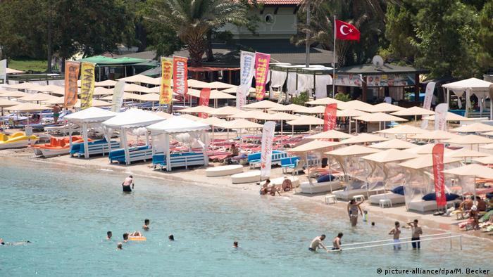 Wie viele andere Länder leidet die Türkei unter dem Einbruch im Tourismus