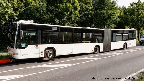 Нападника в Любеку звинуватили у спробі вбивства і підпалу автобуса