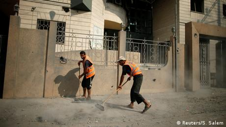 ХАМАС у Секторі Гази оголосив про припинення вогню з Ізраїлем