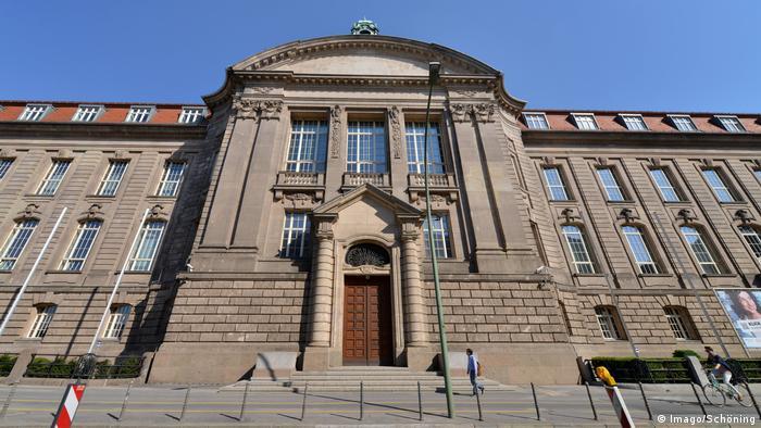 Gebäude des Bundeswirtschaftsministeriums (Imago/Schöning)