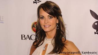 Ex-Playmate Karen McDougal (Getty Images/D. Kambouris)