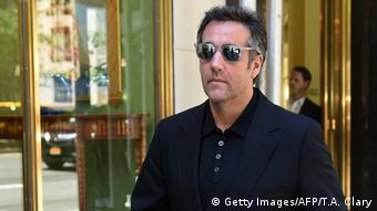 Ex-Trump-Anwalt Michael Cohen (Getty Images/AFP/T.A. Clary)