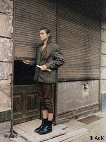 Fotograf: Matthias Leupold, Ohne Titel, Berlin 1985 VG Bild-Kunst, Bonn 2009