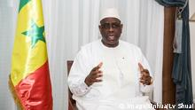 Senegal Dakar Präsident Macky Sall