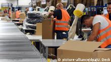 Amazon Logistikzentrum Pforzheim