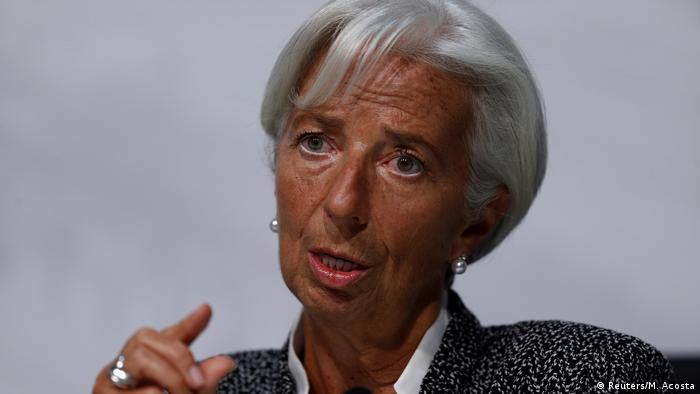 picture of Christine Lagarde