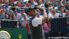 Golf British Open Tiger Woods (Imago/UPI Photo)
