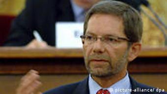 Reinhard Mitschek Geschäftsführer Nabucco