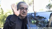 Italien Sergio Marchionne (picture-alliance/Photoshot)