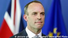 Neuer Brexit-Minister Dominic Raab