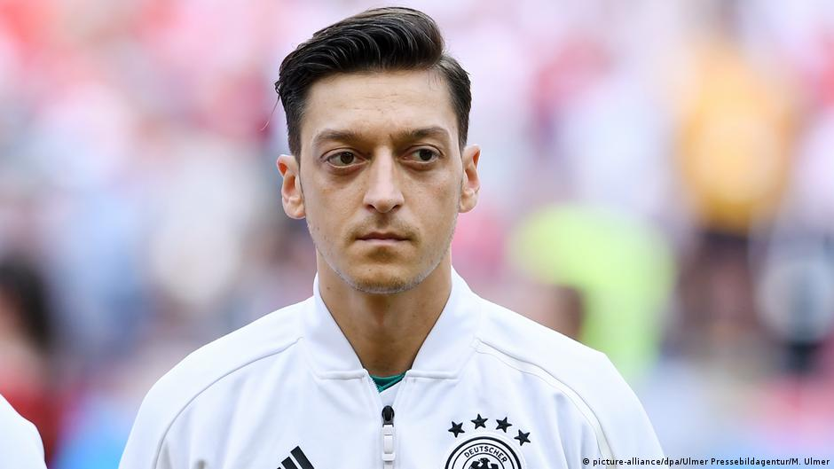 Mesut Zil Quits Germany Over Erdogan Controversy Sports German