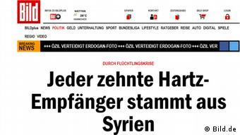 Screenshot Bild.de (Bild.de)