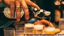 Moritz-Fiege-Brauerei Bierflaschenmangel in Deutschland