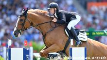CHIO Aachen Marcus Ehning auf Pret A Tout (picture-alliance/dpa/U. Anspach)